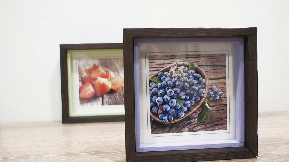 Фоторамка фрукты