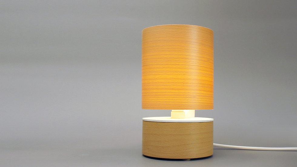 Шпоновая лампа