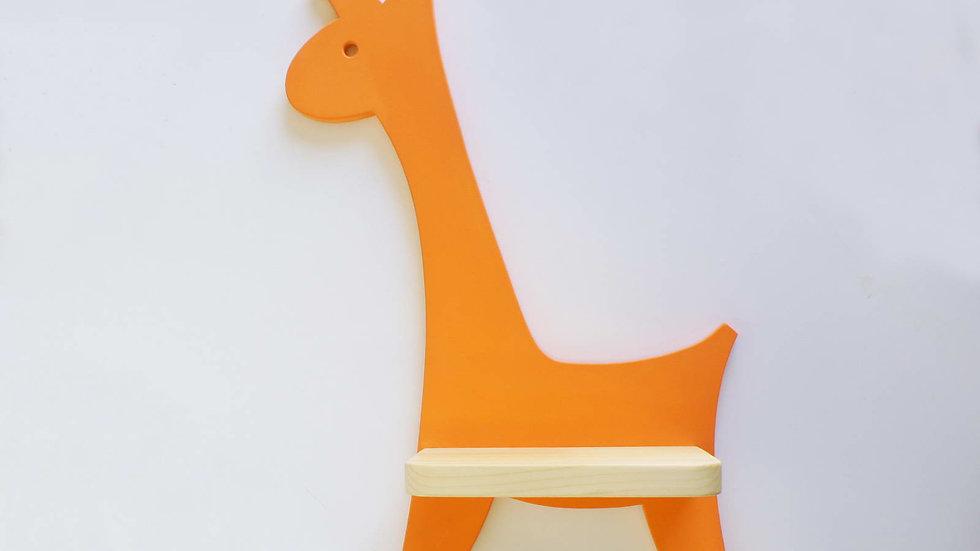 Полочка Жираф