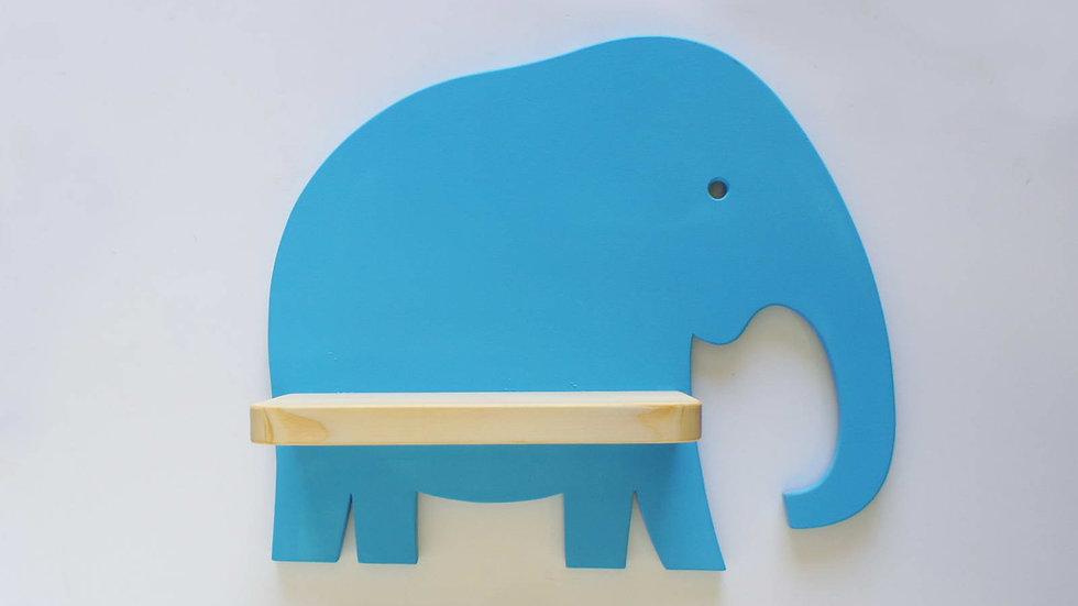 Полочка Слон