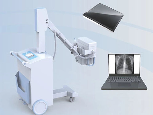 PLX5100C Digital Mobile X-Ray
