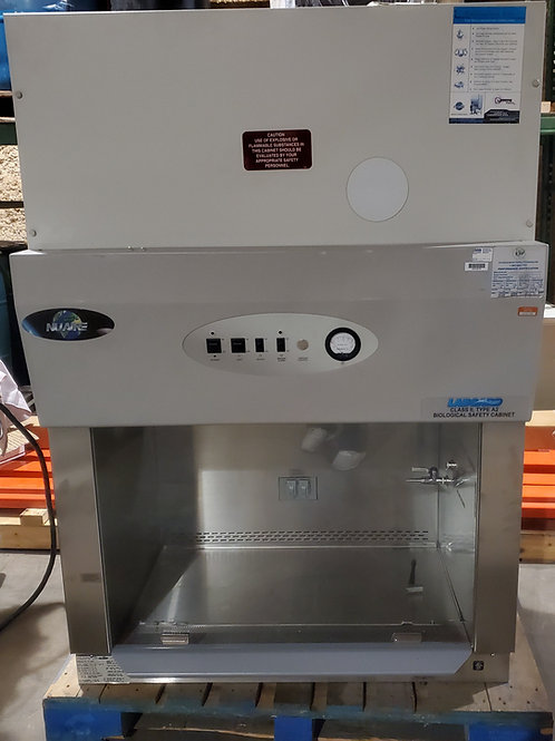 Nuaire LabGard NU-425-300 Class II Type A2 Biosafety Cabinet Sterilizer