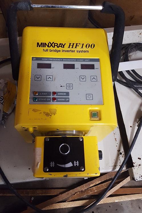 MinRay HF100 Veterinary X-Ray System