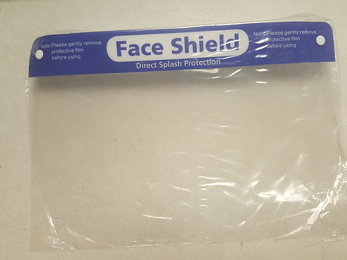 LIGHT-WEIGHT FACE SHIELD