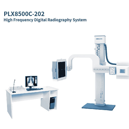 Perlove PLX8500c-202 high-Frequency Digital Radiography System