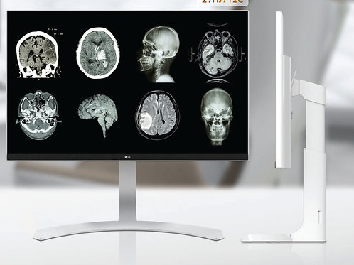 LG 27HJ712C-W (27 Inch) 8MP Clinical Review Monitor