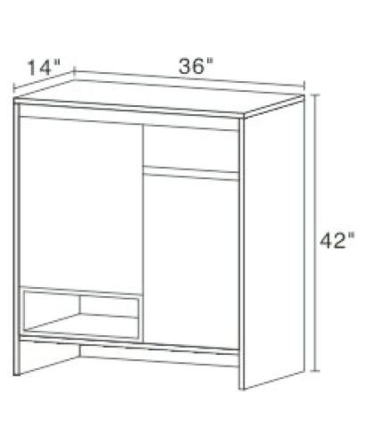 ZD-3642-CT 鞋柜