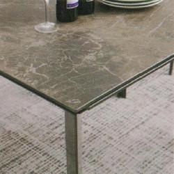 Dining Table DT-1025-TR 意大利陶瓷玻璃 D1