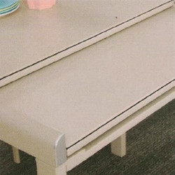 Dining Table DT-3386-TR 乳白陶瓷玻璃 D2