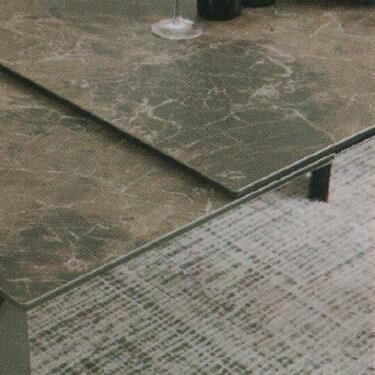 Dining Table DT-1025-TR 意大利陶瓷玻璃 D2