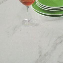 Dining Table DT-1037-TR 爵士白陶瓷玻璃 D2
