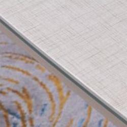 A612-CT 卡其布紋陶瓷玻璃枱 D2