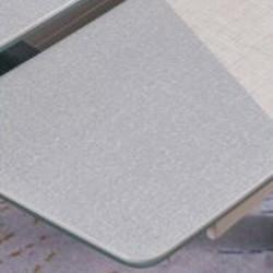 A612-CT 卡其布紋陶瓷玻璃枱 D1