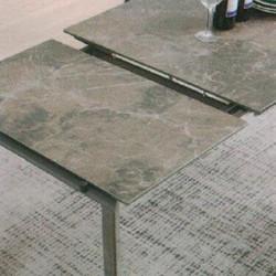 Dining Table DT-1025-TR 意大利陶瓷玻璃 D3