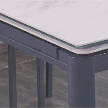 A815-CT 夢幻卡拉陶瓷玻璃枱 D