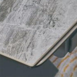 A516-CT 意大利淺灰陶瓷玻璃枱 D1