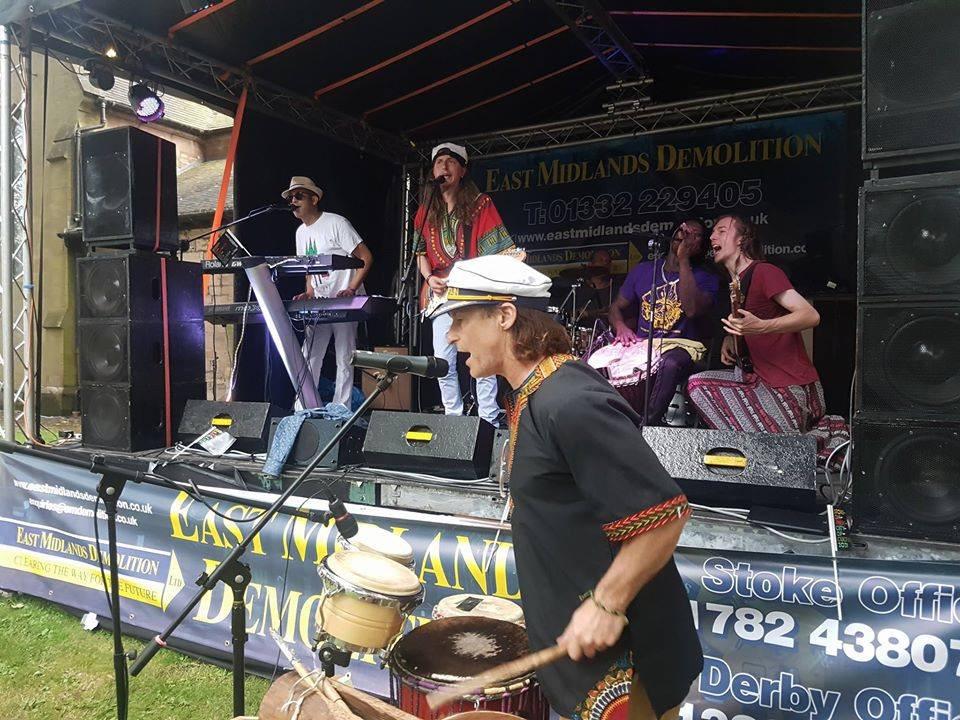 Penkhull Jazz & Blues Festival 2017