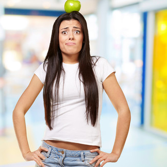 Nutritious Teen is NOT an Oxymoron