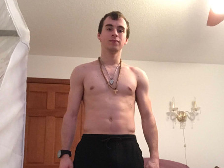 One Year of Physical Progress