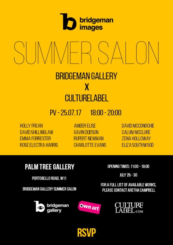 Summer Salon Exhibition