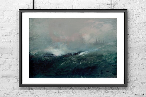 Seascape - Signed Giclee Print