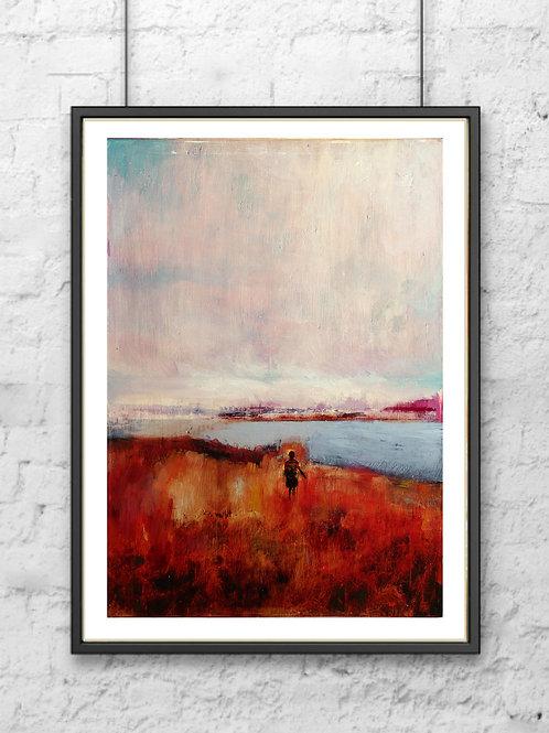 Lorna Dunes - Signed Giclee Print