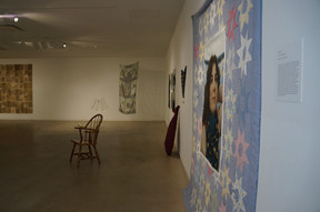 43rd MFA Thesis Exhibition (installation view)