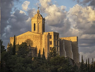 the Cathedral of Girona