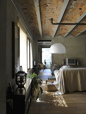 Loft with views in Girona