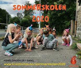 Sommerskolen 2020