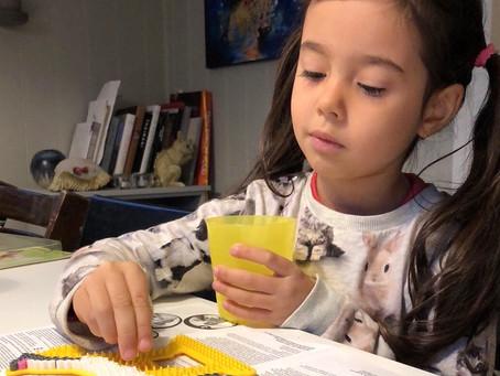Hjemmekontor? 5 tips til hvordan du underholder barna.