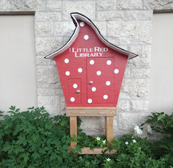 The Little Red Library ...