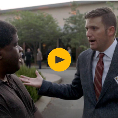Clip of Gary Younge interviewing Richard Spencer passes 10 million views