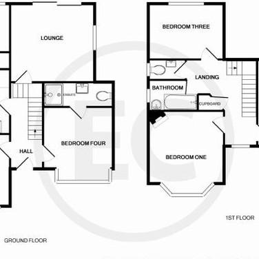 original floor plans