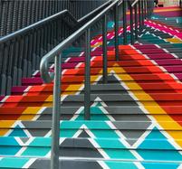 Croydon steps