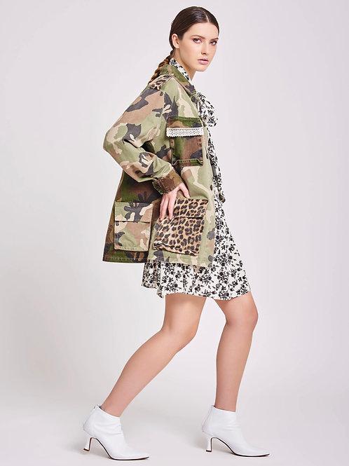 chaqueta militar