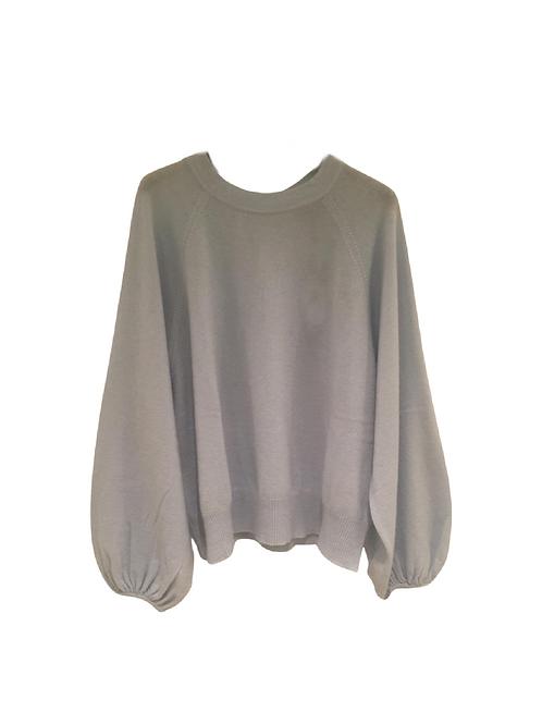 Jersey de cashmere y lana