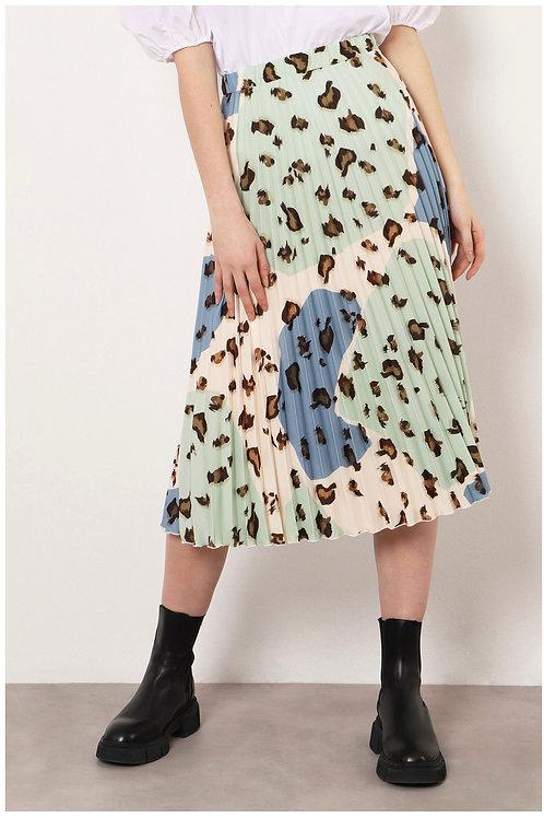 falda plisada imperial