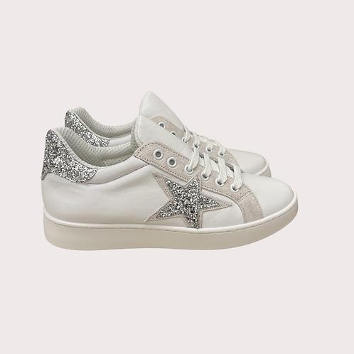 sneakers stars glitter