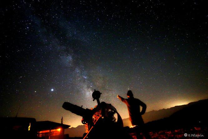 Soirée Astro-découvertes au Chioula