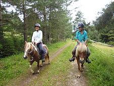 Balade à Poney en Ariège