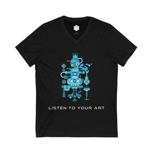 Joy - LISTEN TO YOUR ART