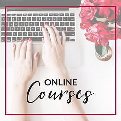 Online Courses with Heather Huff, Success Coach and Business Mentor for Creatives, Coaches, and Entrepreneurial Women