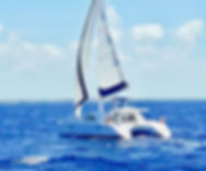 Calypso Charters--luxury sailing charters in the Riviera Maya,Mexico