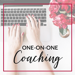 One-on-One Coaching with Heather Huff, Success Coach and Business Mentor for Creatives, Coaches, and Entrepreneurial Women