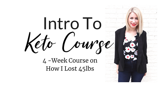Intro to Keto Course by Heather Huff, Success Coach and Business Mentor for Creatives, Coaches, and Entrepreneurial Women