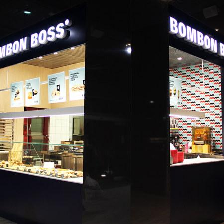 Bombon Boss Coffee