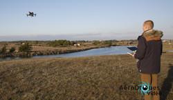 Sensibilisation et Pilotage Drone