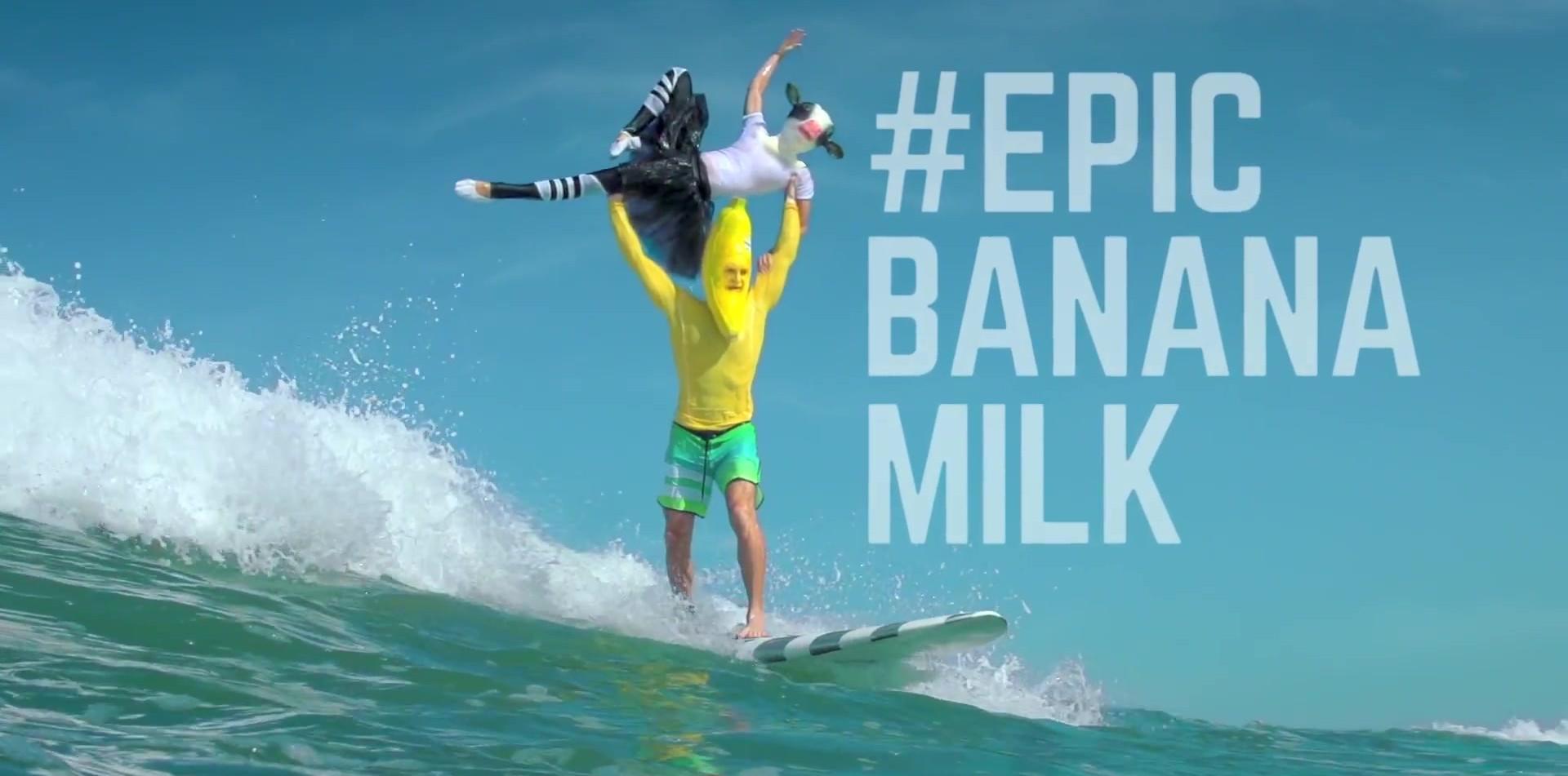 Indomilk Banana #EpicBanana
