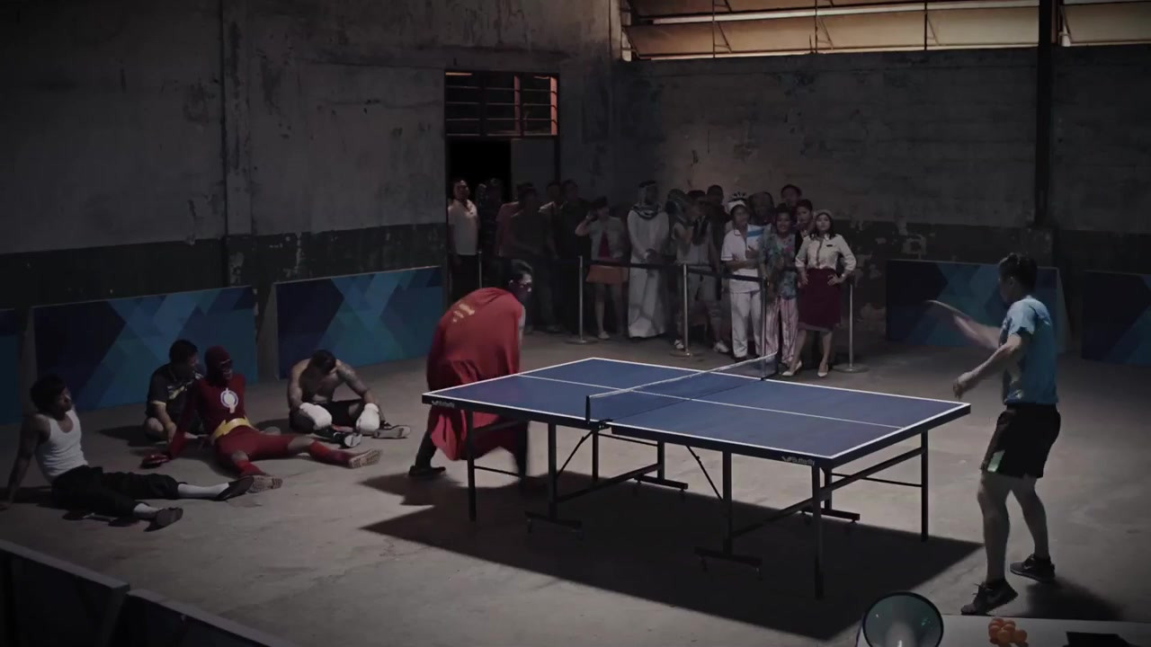 Hidup Xtra Seru di Paket Combo Xtra - Ping Pong.mp4